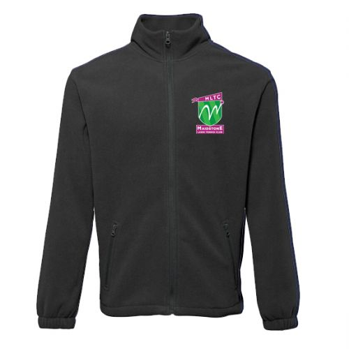 MLTC SNR Fleece Black